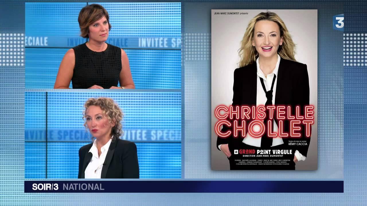 christelle chollet vit sa passion pour le music hall youtube - Christelle Chollet Mariage