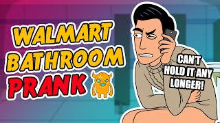Walmart Bathroom Prank Call - Ownagepranks