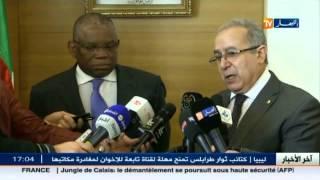 هذا ما قاله لعمامرة حول امتناع الجزائر عن التصويت بعد ادراج حزب الله كحركة ارهابية