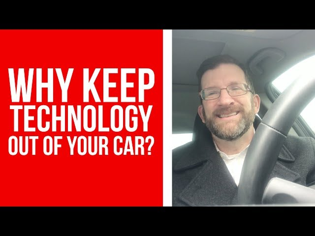 Why Keep Technology Out of your Car? (2019) | Kyocera Intelligence