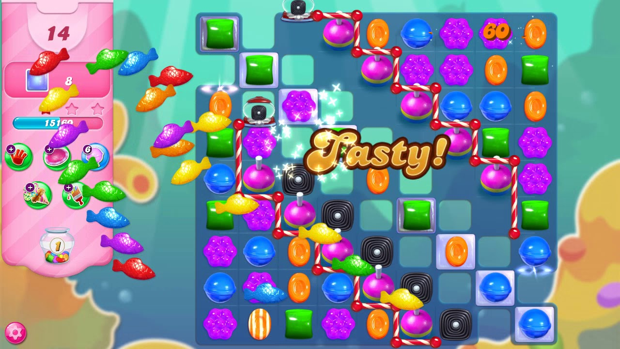 Download Candy Crush Saga Level 3561 NO BOOSTERS