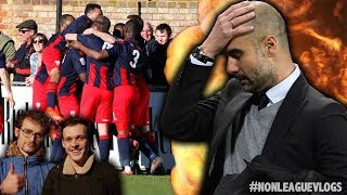 Hampton & Richmond Borough F.C: The Non League Manchester City...  | #NonLeagueVlogs