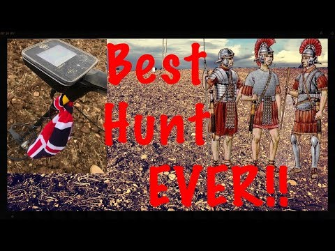 Metal detecting - I don't think we can ever beat this hunt! MX7, MX Sport