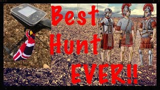 Metal detecting - I don t think we can ever beat this hunt MX7, MX Sport