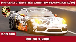 Gran Turismo Sport - Manufacturer Series Guide (Exhibition 2019/20 Season 3 Round 9): Porsche
