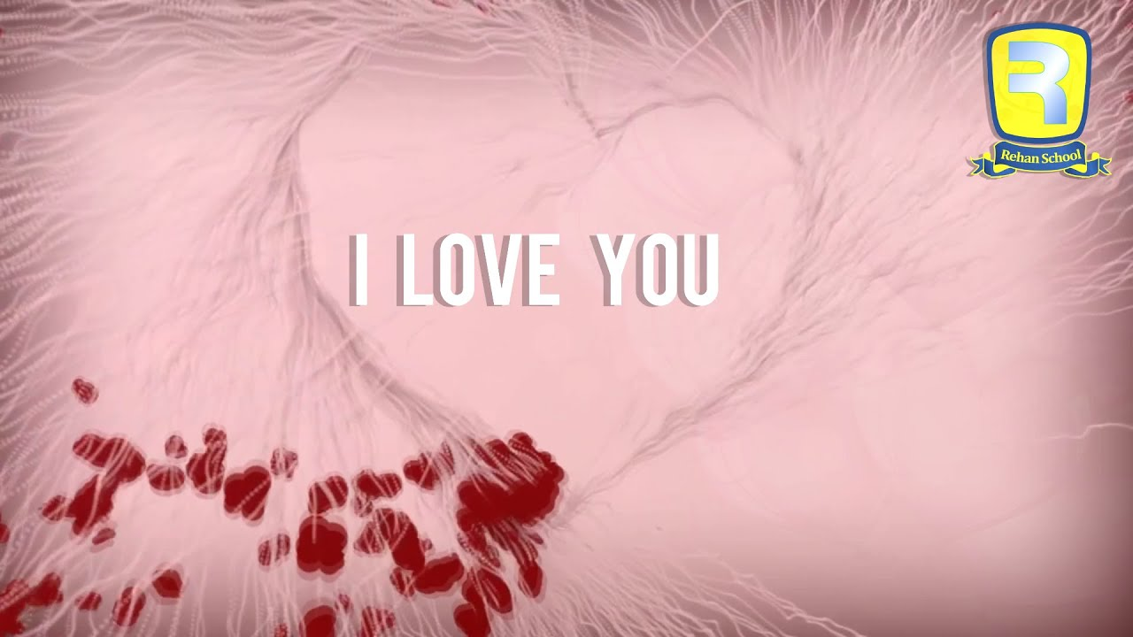 I love you love me love