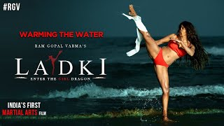 Warming The Water l Song Teaser 2 | Ladki | Indi's First Martial Arts Film | Pooja Bhalekar | #RGV
