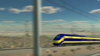 California high-speed rail to nowhere?