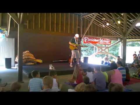 Tom T Bone Stankus performs at Stanley Park Westfield, MA 72216
