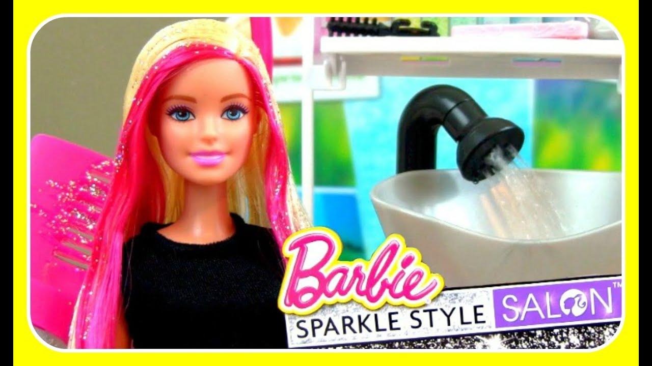 barbie sparkle