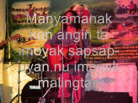 """Cordillera Music """"Manyamanak"""" By Arnel Banasan"""