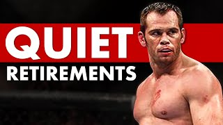 10 Quietest Retirements in MMA