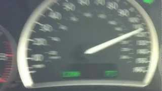 SAAB 9-3 1.9 Tid 150 BHP Acceleration and max speed