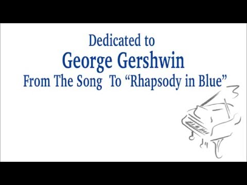 Enrico Intra: George Gershwin (Rhapsody in Blue, Summertime...)   Jazz Music   Piano Music