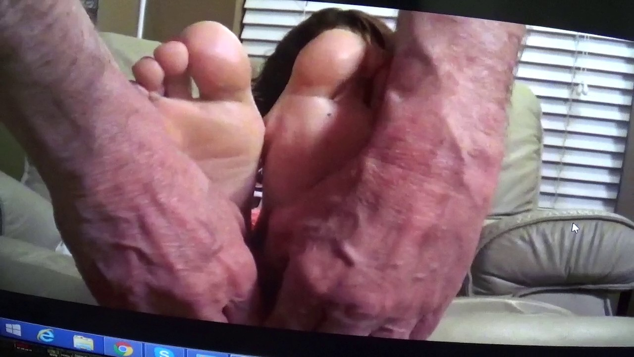 Feet fetish you tube