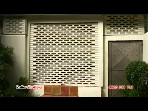 Maxidor Roller Shutters | Roll Up Doors