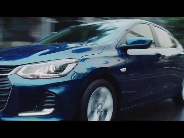Comercial do novo ONIX da Chevrolet