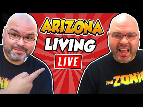 ARIZONA LIVING - Live Stream