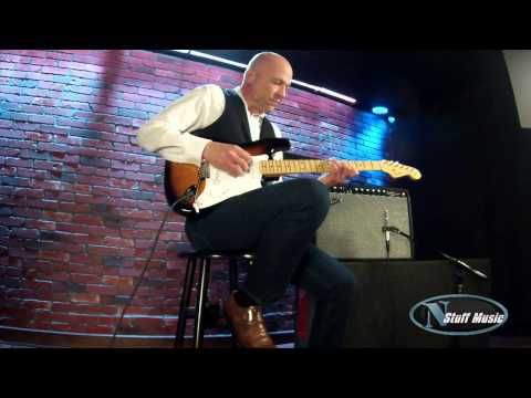 Fender 60th Anniversary American Vintage 1954 Stratocaster  N Stuff Music Product Review
