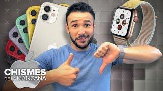 Los iPhone 11 llegan con truco y el Apple Watch 5 decepciona :(