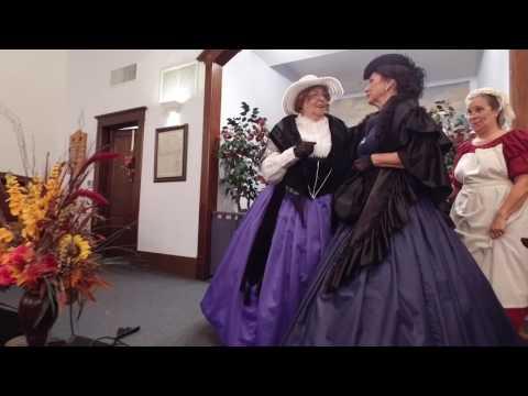 The 1860's Fashion Show