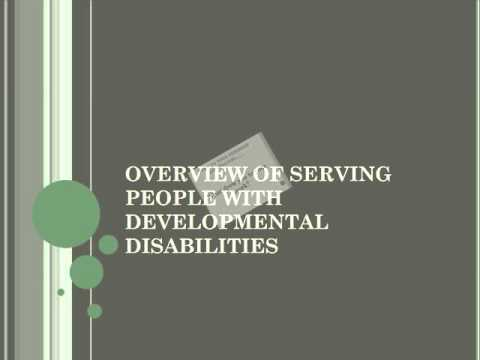 Hamilton County Developmental Disabilities Services Train-the-Trainer Course