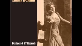 (Bizet) - Carmen - Drausben am Wall von Sevilla [Berlin 1901/02]