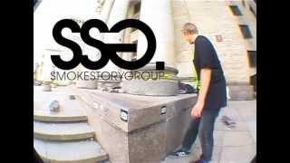 """Konrad """"Spinacz"""" Krużyński - SMOKE STORY GROUP - SSG"""
