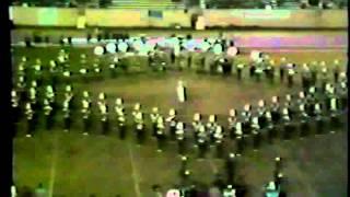 JSU - Dancin Free 1981 (TXSU Game)