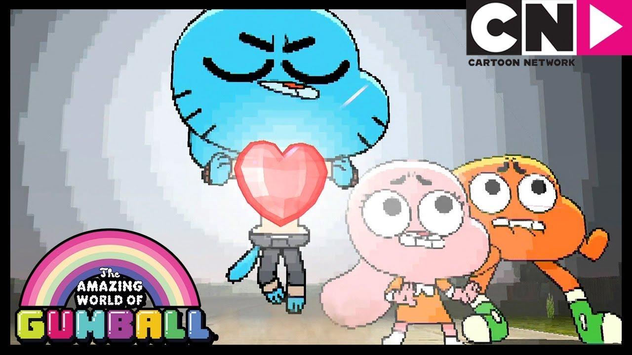 Gumball | Elmore Paradox | The Console | Cartoon Network