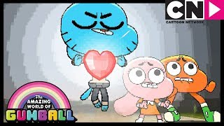 Gumball | Elmore Paradox | The Console | Cartoon Network