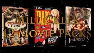 Mill Creek 12 Horror Movie Packs - Part 2