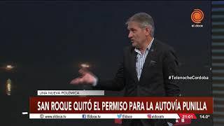 Mirada Telenoche: la polémica construcción de la Autovía de Punilla.