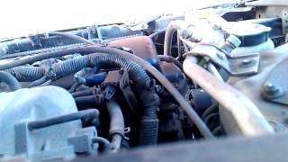 видео Стартер жужжит но не крутит двигатель