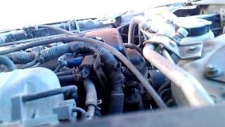 Скрежет при запуске авто (стартер,starter)(, 2014-03-17T13:59:41.000Z)