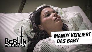 Berlin - Tag & Nacht - Mandy verliert das Baby #1749 - RTL II