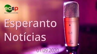 EASP Esperanto Notícias 01.09.2020