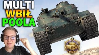 MULTI WBIŁ POOLA !!! - World of Tanks