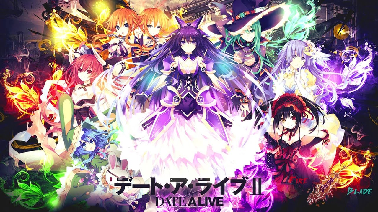 Top 10 Strongest Date A Live Characters (Anime Only)