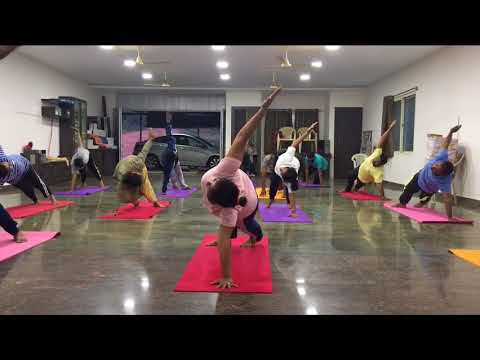 Free power yoga classes in Bangalore