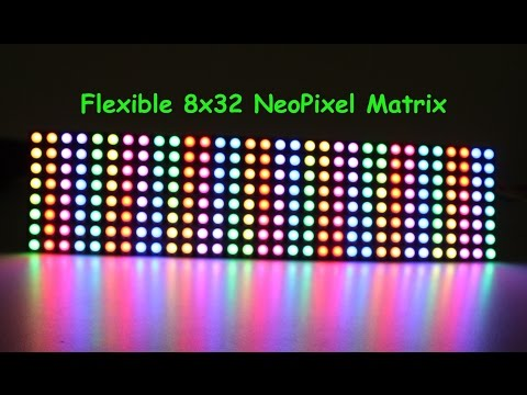 Getting Started With NeoPixel / WS2812 RGB LED : 8 Steps