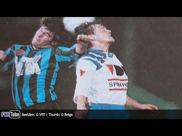 1993-1994 - Jupiler Pro League - 10. Club Brugge - AA Gent 1-2