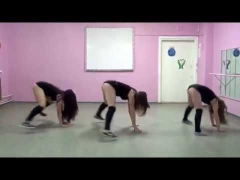 TWERK // Тверк // Dance // STREET PROJECT // Волжский
