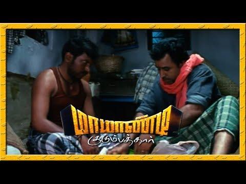 Mayandi Kudumbathar Tamil Movie   Ponvannan Impress With Tarun Gopi Food   Seeman