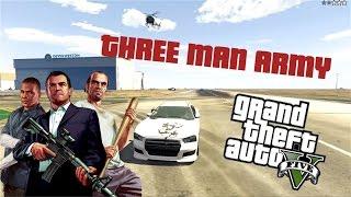 GTA 5 - Všichni spolu (Three Man Army - Achievement CZ/SK)