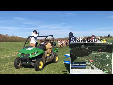 2017 NCAA Cross Country (XC) Great Lakes Regional Men 10K