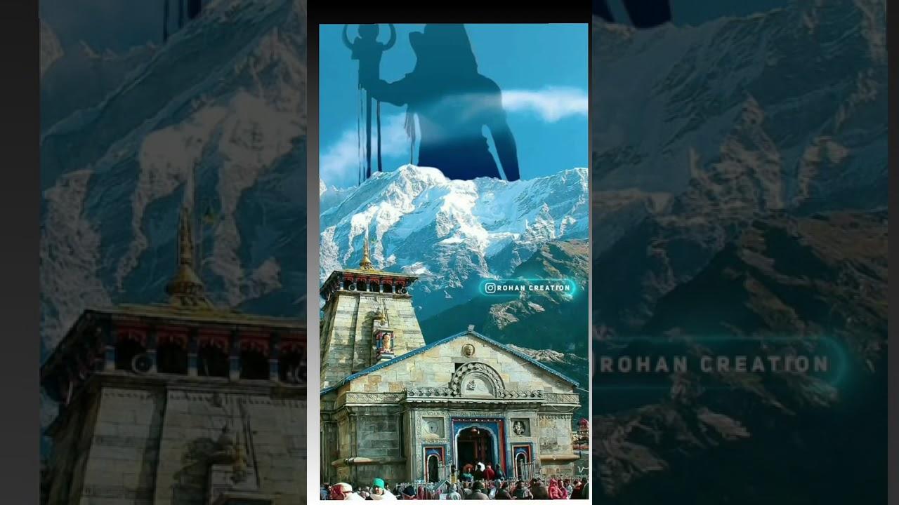 Kedarnath Full Screen Status Full Hd Status Kedarnath Mahadev 1080p Youtube