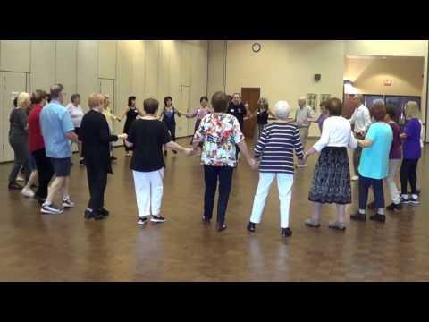 HASSAPICO SORIANU Greek Dance - Ira Weisburd (5th Delray Beach Workshop)