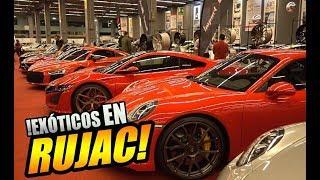 ¡LOS MEJORES COCHES JUNTOS!│ManuelRivera11