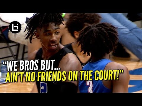 BEST FRIENDS BATTLE ON THE COURT! Tyrese Maxey VS Kaden Archie Full Highlights